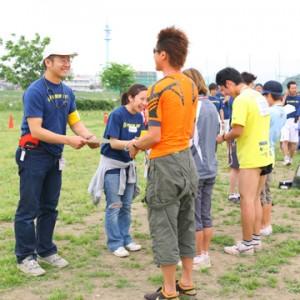 ランナーから大会を支えてくれたボランティアへ感謝を込めて