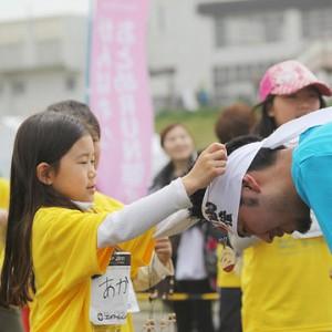 かわいい子どものボランティアスタッフ